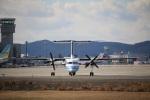 飛行機好き少年さんが、仙台空港で撮影した海上保安庁 DHC-8-315 Dash 8の航空フォト(写真)