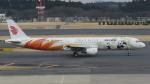 誘喜さんが、成田国際空港で撮影した中国国際航空 A321-213の航空フォト(写真)