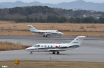 妄想竹さんが、米子空港で撮影した航空自衛隊 T-400の航空フォト(写真)