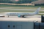 ウィーン国際空港 - Vienna International Airport [VIE/LOWW]で撮影されたオーストリア航空 - Austrian Airlines [OS/AUA]の航空機写真