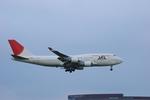 はれいろさんが、成田国際空港で撮影した日本航空 747-446の航空フォト(写真)