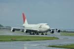 kumagorouさんが、那覇空港で撮影した日本航空 747-346の航空フォト(写真)