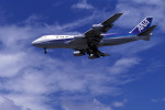 senyoさんが、羽田空港で撮影した全日空 747SR-81の航空フォト(写真)