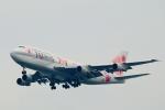 nadokazuさんが、羽田空港で撮影したJALウェイズ 747-346の航空フォト(写真)