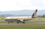 安芸あすかさんが、旭川空港で撮影した日本航空 A300B2K-3Cの航空フォト(写真)