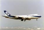 amagoさんが、関西国際空港で撮影した日本貨物航空 747-281F/SCDの航空フォト(写真)