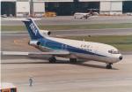 かずかずさんが、羽田空港で撮影した全日空 727-281/Advの航空フォト(写真)
