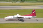 ペン太さんが、福島空港で撮影したエアーセントラル 50の航空フォト(写真)