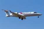 airbandさんが、名古屋飛行場で撮影したボンバルディア 75の航空フォト(写真)
