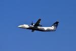 tupolevさんが、新千歳空港で撮影したオーロラ DHC-8-311Q Dash 8の航空フォト(写真)