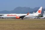 Atsugi R4さんが、ランカウイ国際空港で撮影したマリンド・エア 737-9GP/ERの航空フォト(写真)