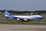 FKSさんが、成田国際空港で撮影した日本貨物航空 747-481F/SCDの航空フォト(写真)