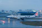 いっち〜@RJFMさんが、福岡空港で撮影したチャイナエアライン A330-302の航空フォト(写真)