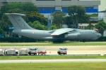 RUSSIANSKIさんが、シンガポール・チャンギ国際空港で撮影したインド空軍 Il-76MD Gajarajの航空フォト(写真)