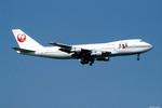 apphgさんが、羽田空港で撮影した日本航空 747-246Bの航空フォト(写真)