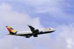 成田国際空港 - Narita International Airport [NRT/RJAA]で撮影されたブリティッシュ・エアウェイズ - British Airways [BA/BAW]の航空機写真