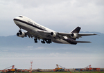 たぁさんが、関西国際空港で撮影したUPS航空 747-121(A/SF)の航空フォト(写真)