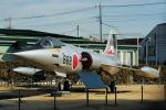 なまくら はげるさんが、府中基地で撮影した航空自衛隊 F-104J Starfighterの航空フォト(写真)