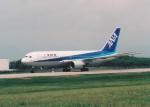 kumagorouさんが、山形空港で撮影した全日空 767-281の航空フォト(写真)