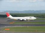 Shinnosukeさんが、新千歳空港で撮影した日本航空 747-146B/SR/SUDの航空フォト(写真)