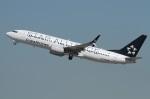 ロサンゼルス国際空港 - Los Angeles International Airport [LAX/KLAX]で撮影されたコパ航空 - Copa Airlines [CM/CMP]の航空機写真