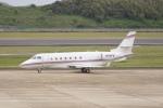 pringlesさんが、長崎空港で撮影したアメリカ企業所有 G200/G250/G280の航空フォト(写真)