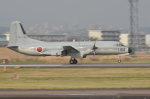 夏みかんさんが、名古屋飛行場で撮影した航空自衛隊 YS-11A-402EAの航空フォト(写真)