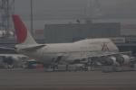 白銀RYUさんが、羽田空港で撮影した日本航空 747-446Dの航空フォト(写真)