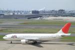 安芸あすかさんが、羽田空港で撮影した日本航空 A300B4-622Rの航空フォト(写真)
