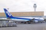 サビ丸さんが、羽田空港で撮影した全日空 767-381の航空フォト(写真)