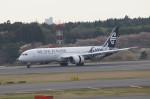 taka2217さんが、成田国際空港で撮影したニュージーランド航空 787-9の航空フォト(写真)