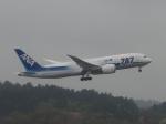 aquaさんが、成田国際空港で撮影した全日空 787-881の航空フォト(写真)