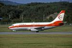 Gambardierさんが、岡山空港で撮影した南西航空 737-2Q3/Advの航空フォト(写真)
