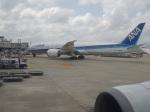 シフォンさんが、福岡空港で撮影した全日空 787-9の航空フォト(写真)