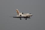 Jetstreamさんが、成田国際空港で撮影したボリビア空軍 Falcon 50EXの航空フォト(写真)