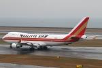 なごやんさんが、中部国際空港で撮影したカリッタ エア 747-481F/SCDの航空フォト(写真)