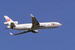 senyoさんが、成田国際空港で撮影した日本航空 MD-11の航空フォト(写真)