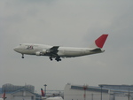 captain_uzさんが、成田国際空港で撮影した日本航空 747-346の航空フォト(写真)