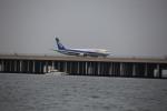 airdrugさんが、羽田空港で撮影した全日空 767-281の航空フォト(写真)