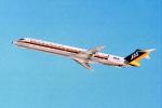 ATOMさんが、帯広空港で撮影した日本エアシステム MD-81 (DC-9-81)の航空フォト(写真)