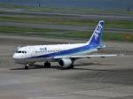 Koba UNITED®さんが、羽田空港で撮影した全日空 A320-211の航空フォト(写真)