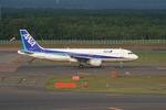 robbyさんが、新千歳空港で撮影した全日空 A320-211の航空フォト(写真)