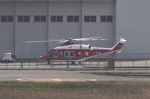 多楽さんが、仙台空港で撮影した三井物産エアロスペース AW139の航空フォト(写真)