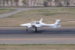 多楽さんが、仙台空港で撮影したアルファーアビエィション DA42 TwinStarの航空フォト(写真)