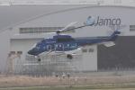 多楽さんが、仙台空港で撮影した東北エアサービス AS332L1 Super Pumaの航空フォト(写真)