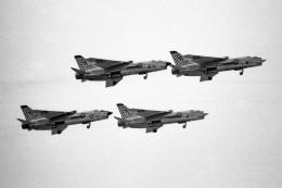 apphgさんが、厚木飛行場で撮影したアメリカ海兵隊 F-8E Crusaderの航空フォト(写真)