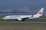 VIPERさんが、関西国際空港で撮影した日本航空 737-846の航空フォト(写真)