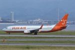 VIPERさんが、関西国際空港で撮影したチェジュ航空 737-86Qの航空フォト(写真)