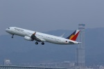 VIPERさんが、関西国際空港で撮影したフィリピン航空 A321-231の航空フォト(写真)