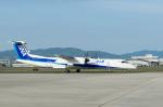 いっち〜@RJFMさんが、福岡空港で撮影したANAウイングス DHC-8-402Q Dash 8の航空フォト(写真)